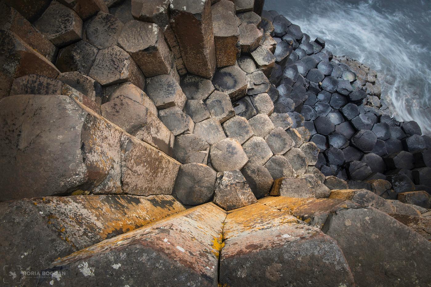 3D rock geometry by Horia Bogdan