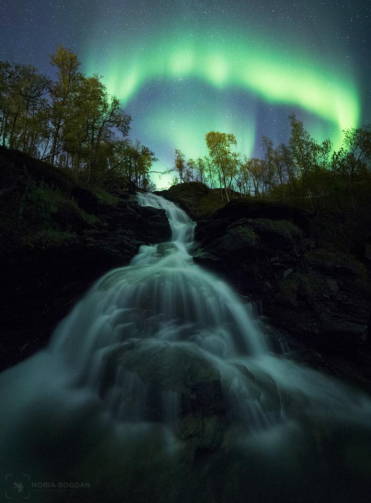 Autumn night delight by Horia Bogdan