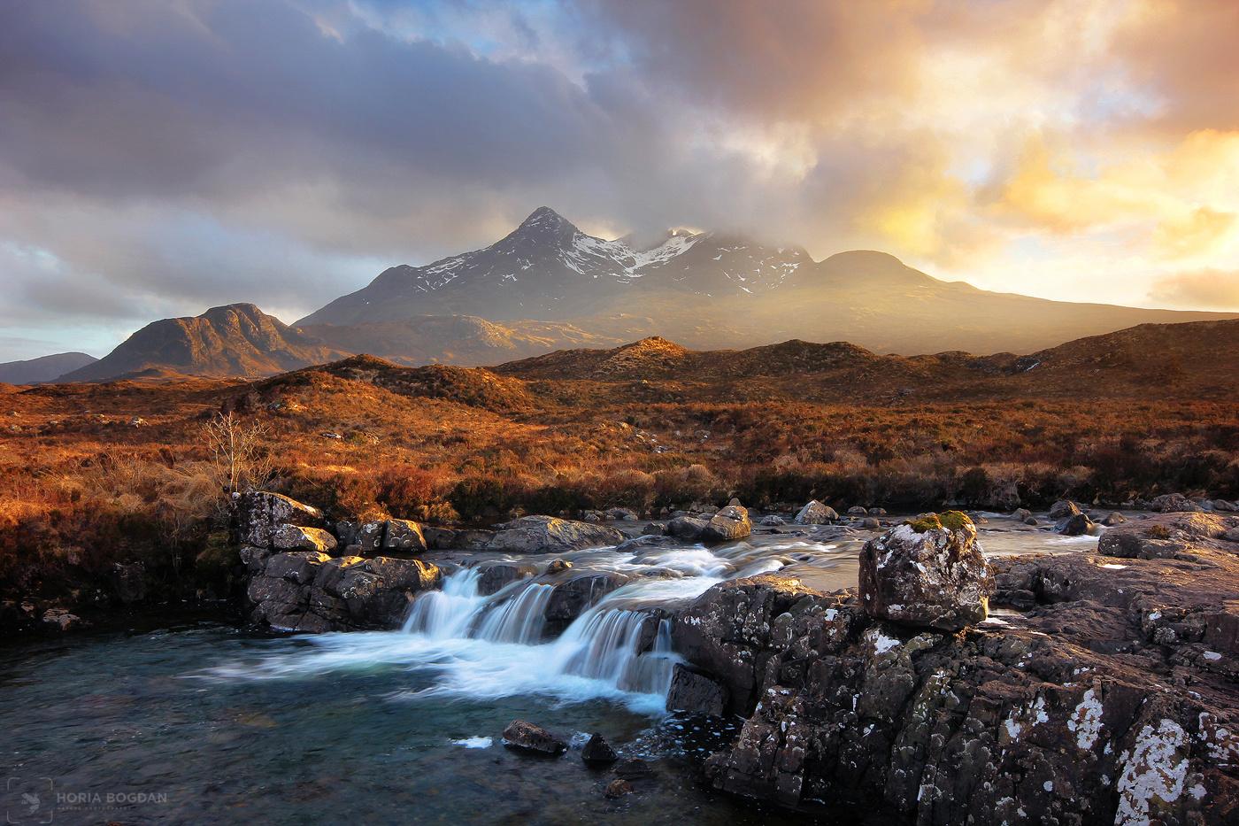 Remember Scottish trips by Horia Bogdan