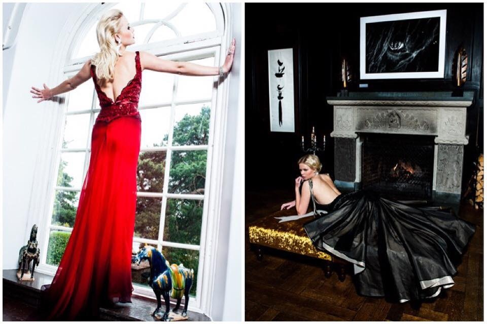 Fashion photographer by Jade Hannah