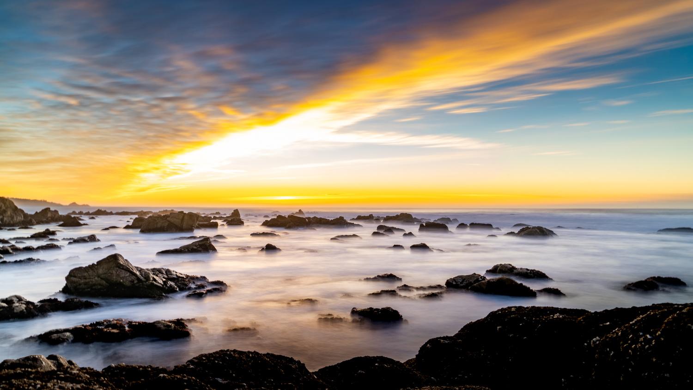 Floating Rocks by Daniel Mekis
