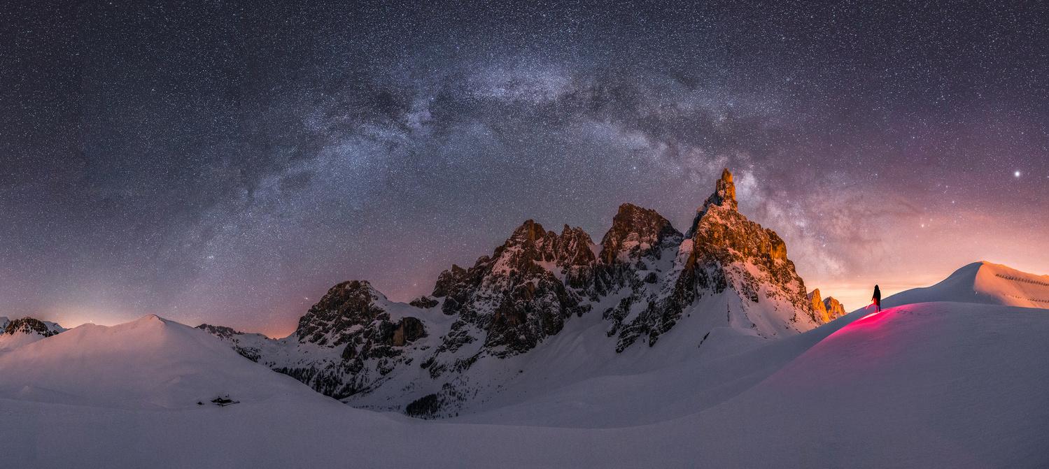 ... in a galaxy far far away. by Fabian Pfeifhofer