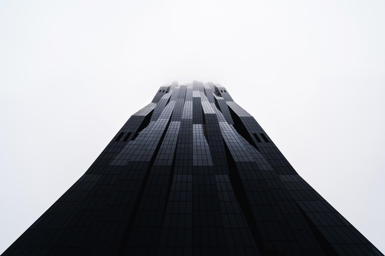 Black Tower by Fabian Pfeifhofer