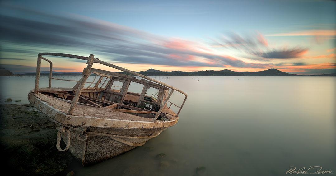 La Barca by richard toribio casares