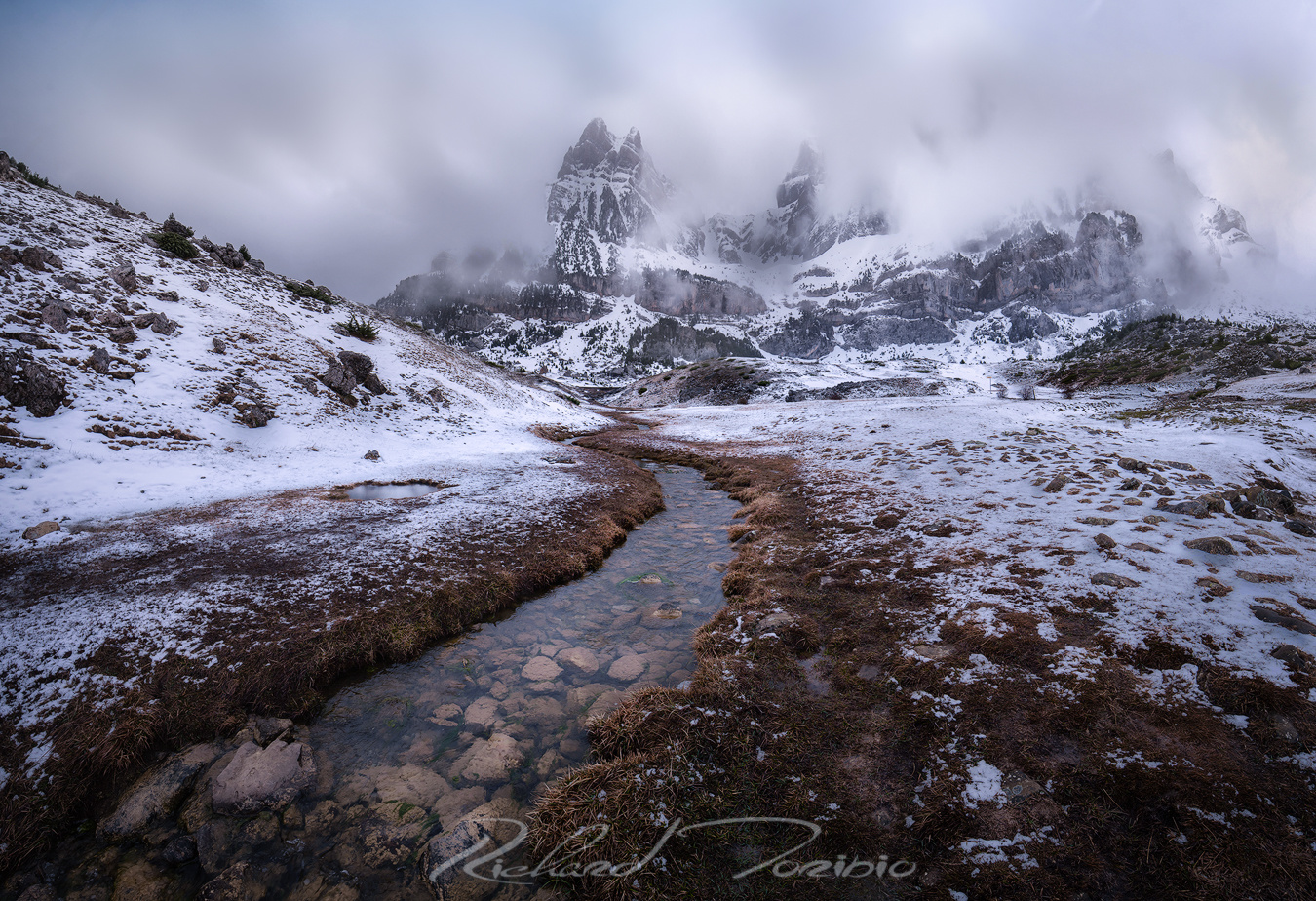 White Peaks by richard toribio casares