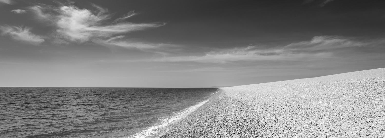 On Chesil Beach. by Matthew Paskin