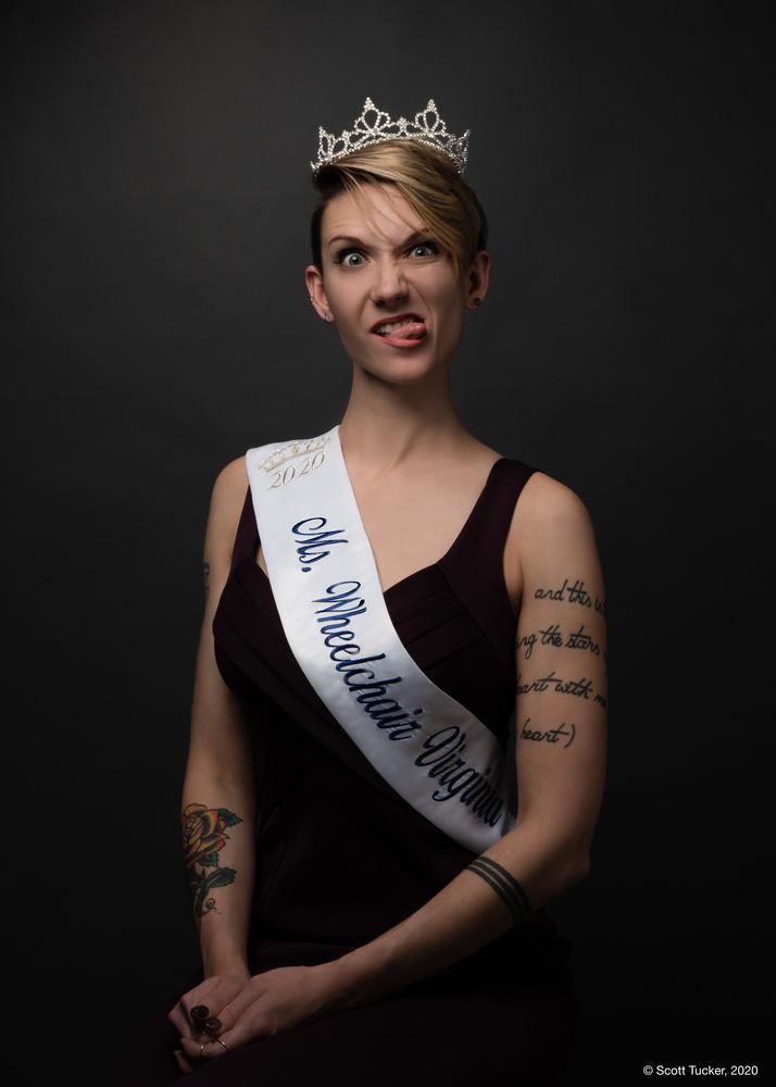 Ms. Virginia by scott tucker