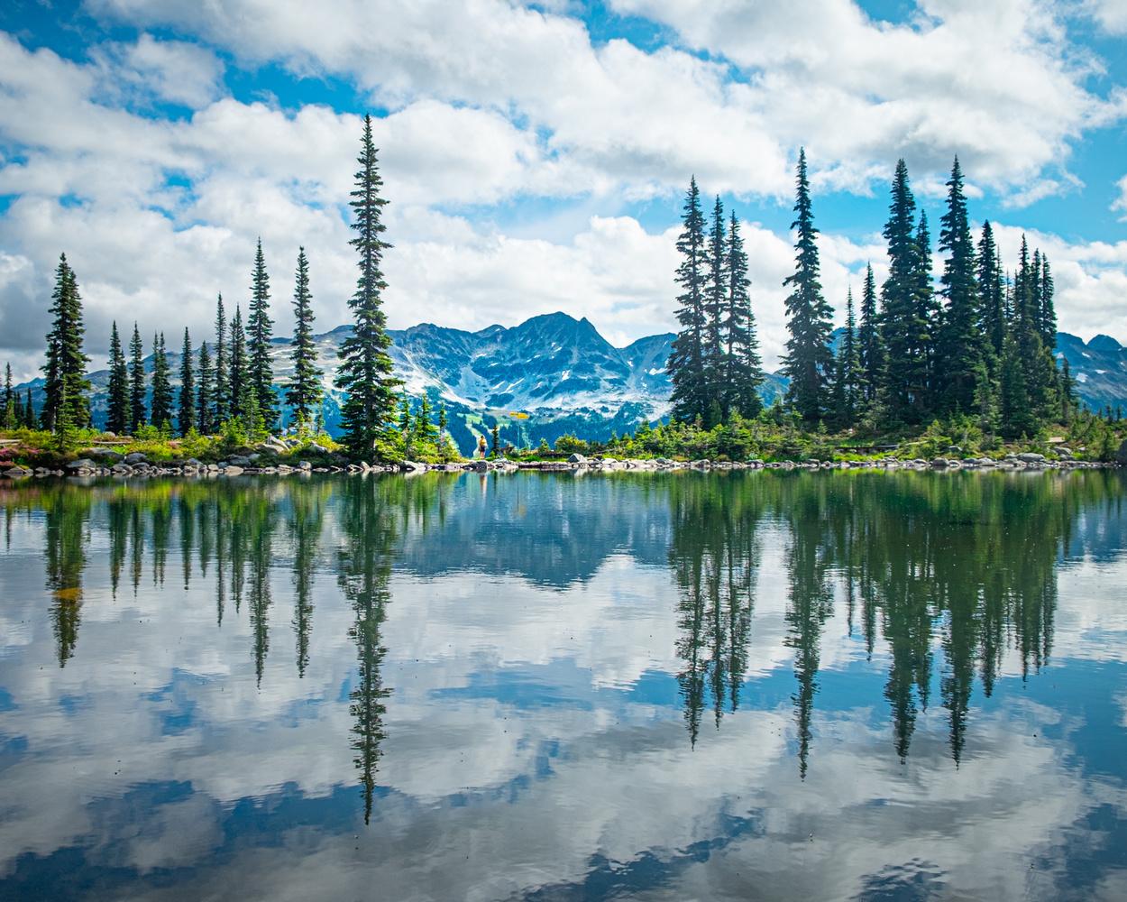 Harmony Lake by Julian Macedo