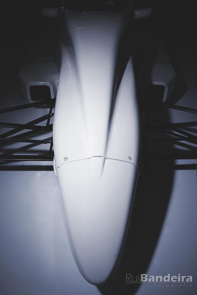 Juno Racing Car by Rui Bandeira