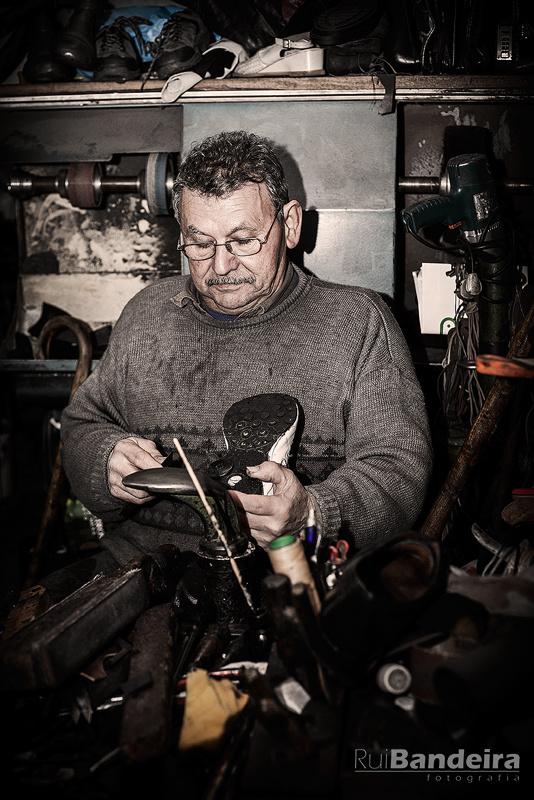 shoemaker by Rui Bandeira