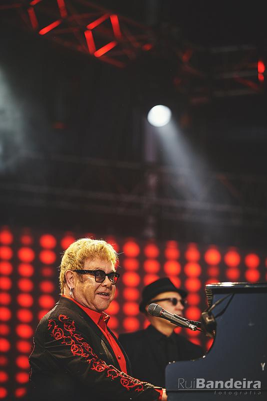 Sir Elton John by Rui Bandeira