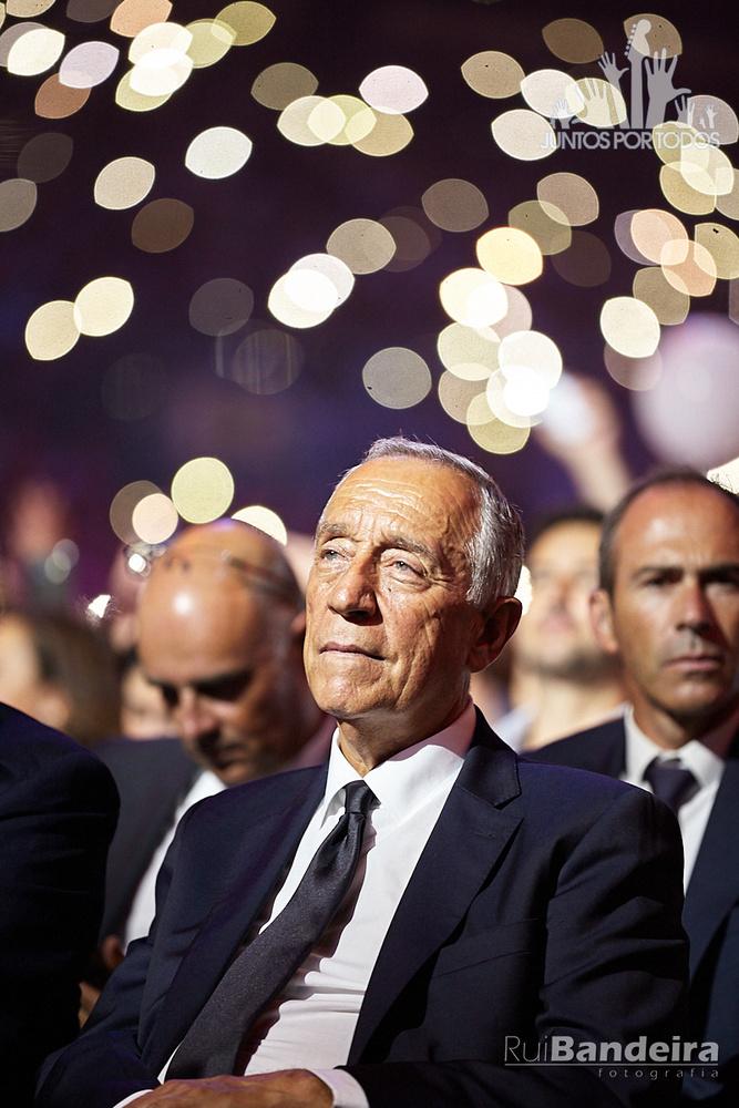 Portugal President by Rui Bandeira
