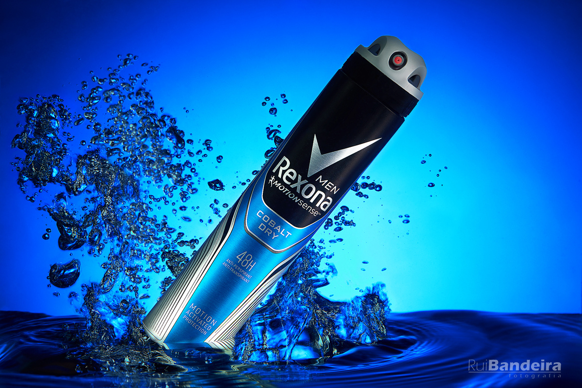 Rexona on water by Rui Bandeira