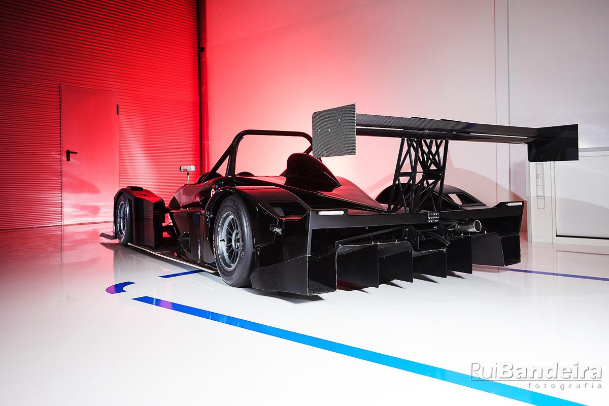 "Juno Racing Cars – Mercury R"" car (CN racing SportPrototype) by Rui Bandeira"