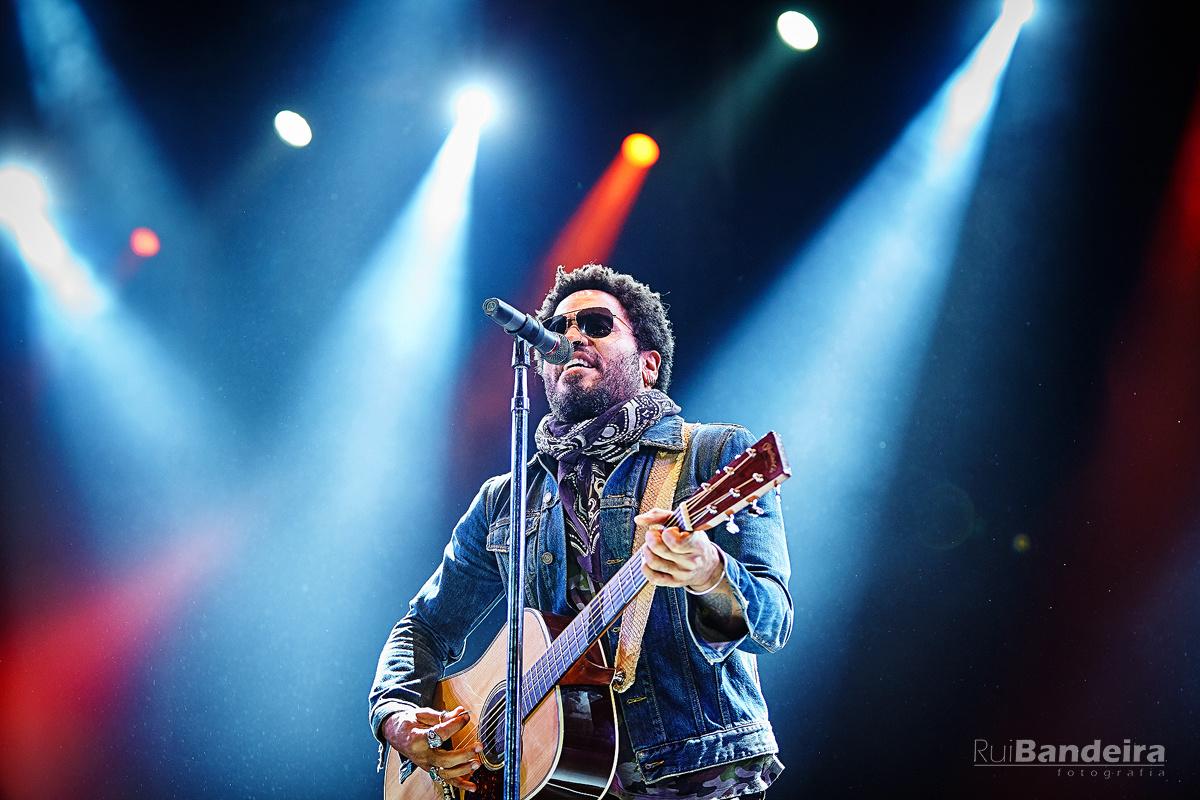 Lenny Kravitz by Rui Bandeira