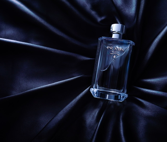 Prada Bottle in black by Jon Ciotti