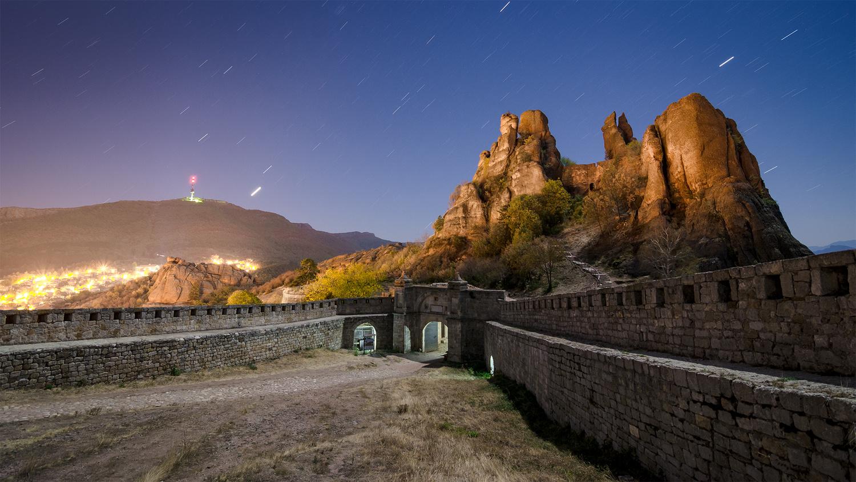 Kaleto Fortress by Mark O'Neill