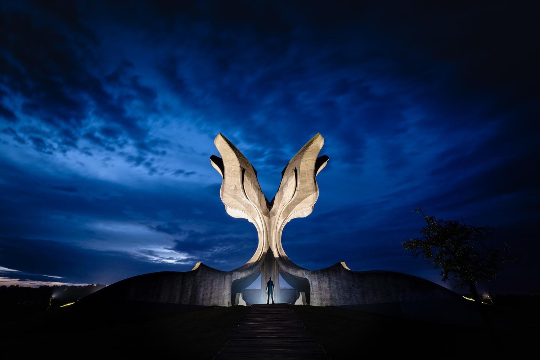 Jasenovac by Mark O'Neill