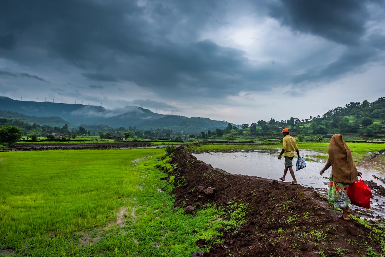A day at work by Ashish Tamhane