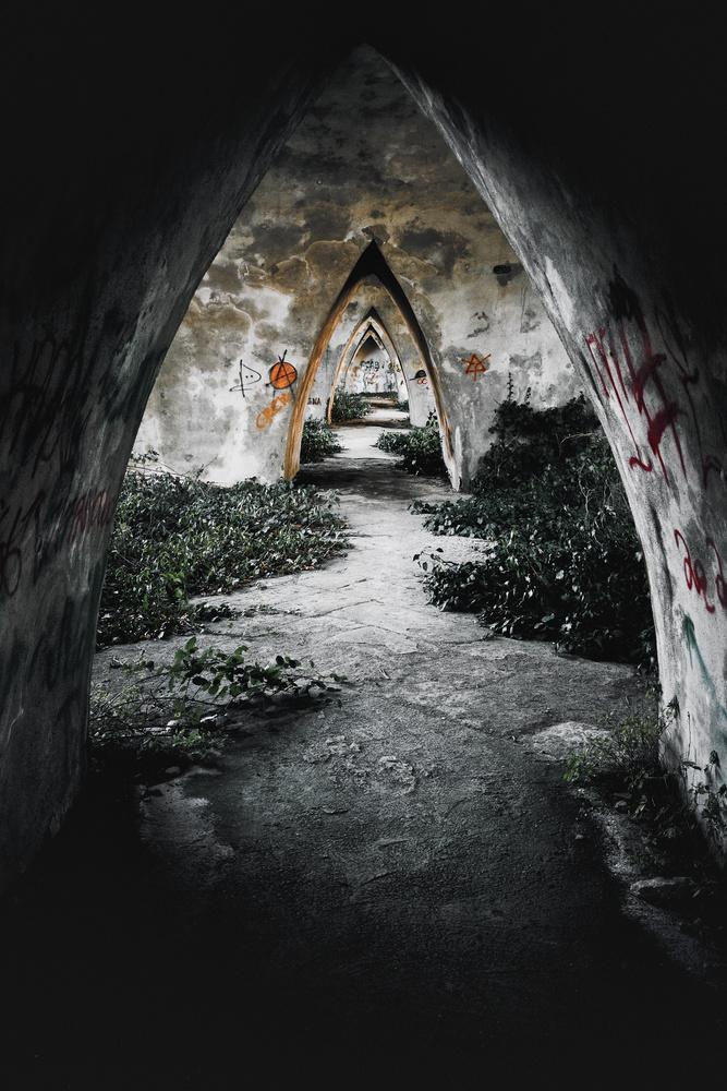 Forgoten paths by Tomislav Vujeva