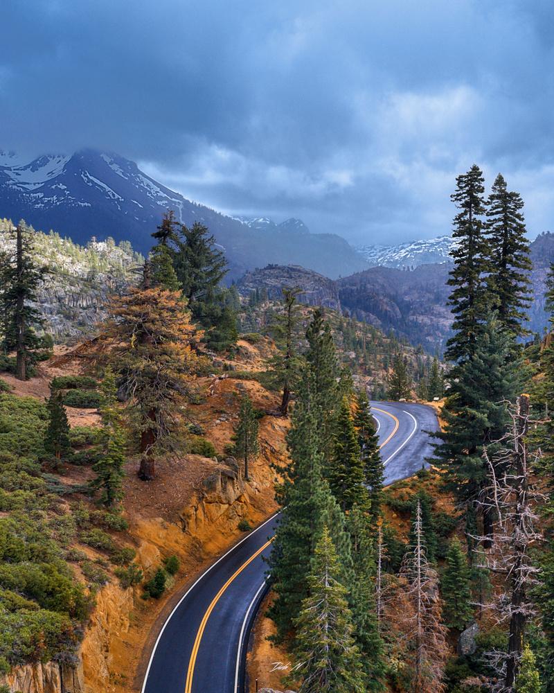 Sierra Nevada. by Dubi N.