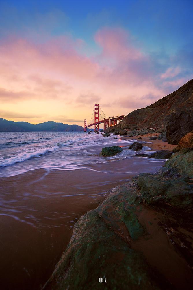 San Francisco. by Dubi N.