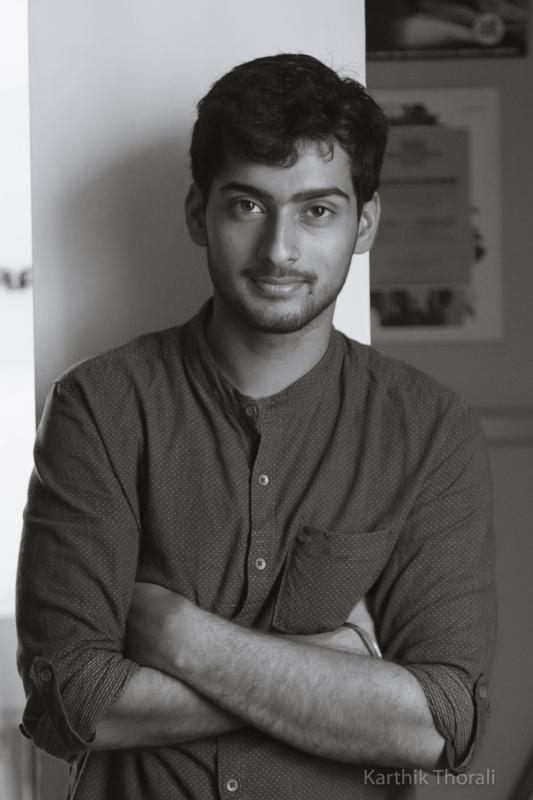 Pranav by Karthik Thorali