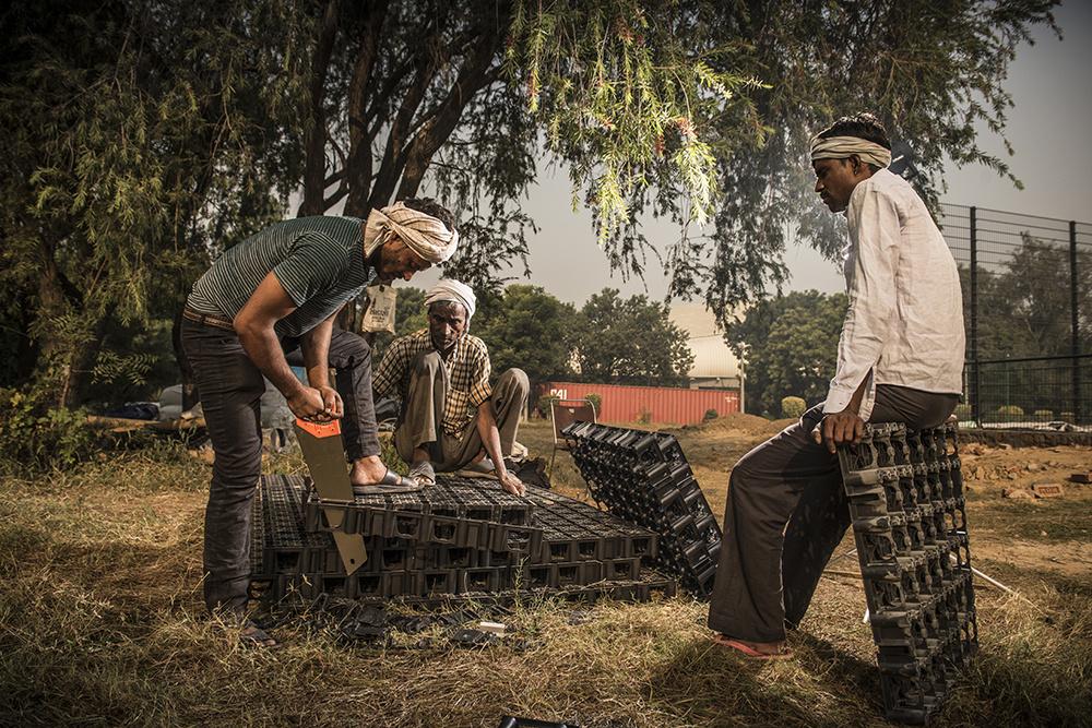 Working class heroes by Joost van Baars