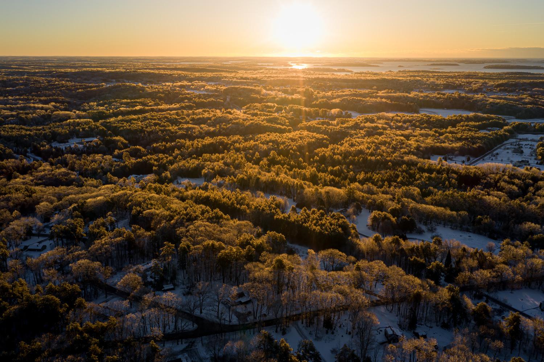 Sunrise by Skyler Ewing