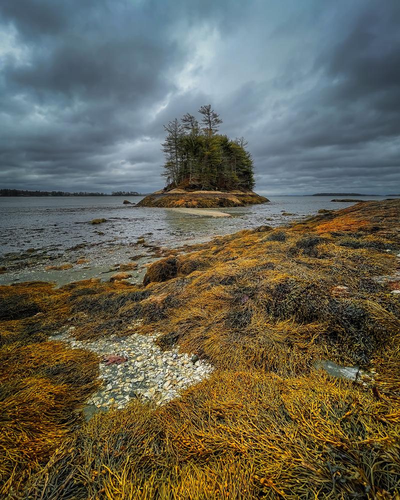 Freeport, Maine by Skyler Ewing