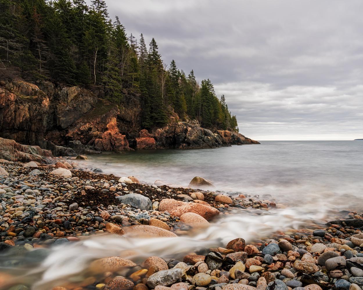 Acadia National Park, Maine, USA by Skyler Ewing