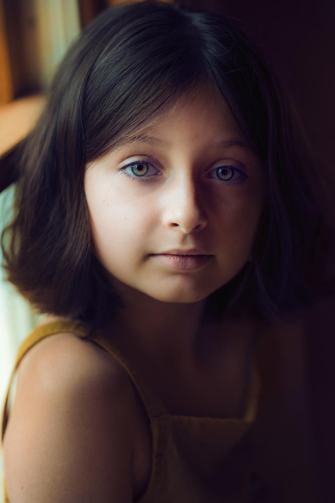 Window light by Skyler Ewing