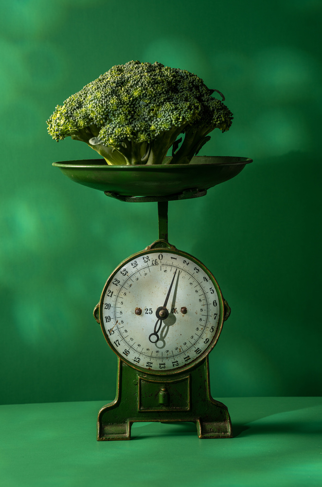 Broccoli by Skyler Ewing