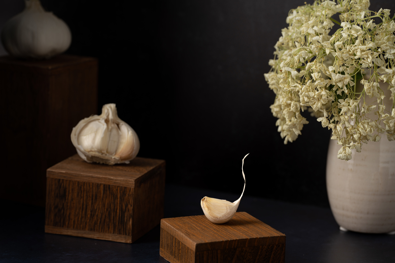 Garlic by Skyler Ewing