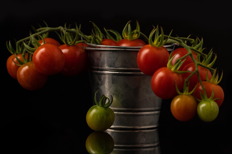 Tomatoes by Skyler Ewing