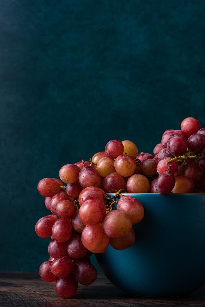 Grapes by Skyler Ewing
