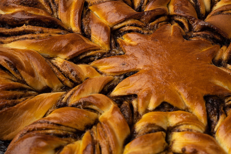 Cinnamon bread by Skyler Ewing