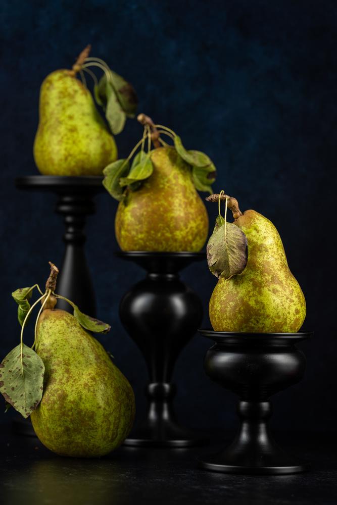 Pears by Skyler Ewing