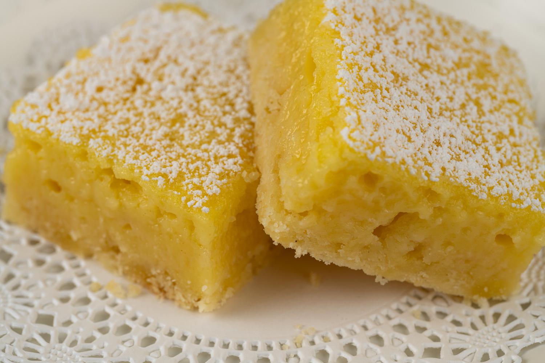 Lemon bars by Skyler Ewing