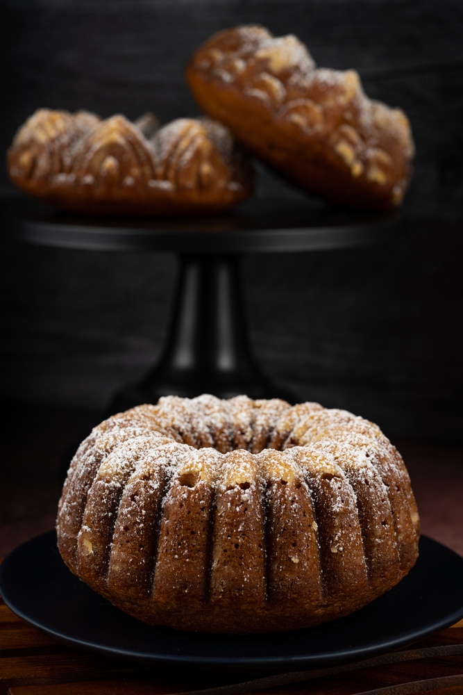 Bundt Cake by Skyler Ewing