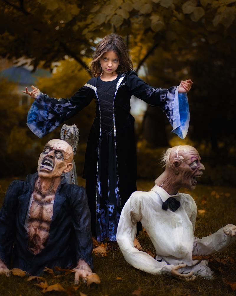 Halloween by Skyler Ewing
