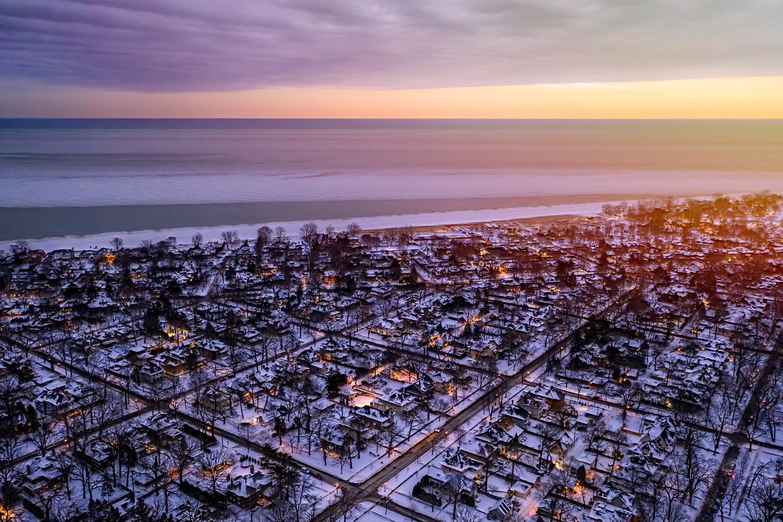 Chicago area by Skyler Ewing