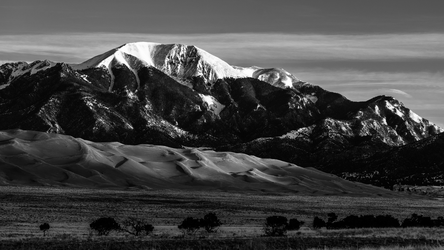 Great Sand Dunes Nat'l Park, Colorado by Ryan Fulkerson