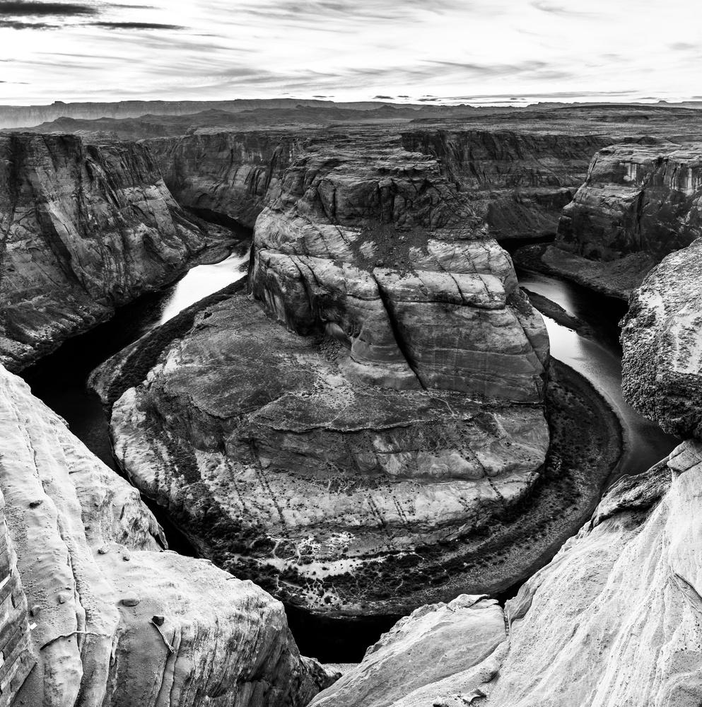 Horseshoe Bend, Grand Canyon, Arizona by Ryan Fulkerson