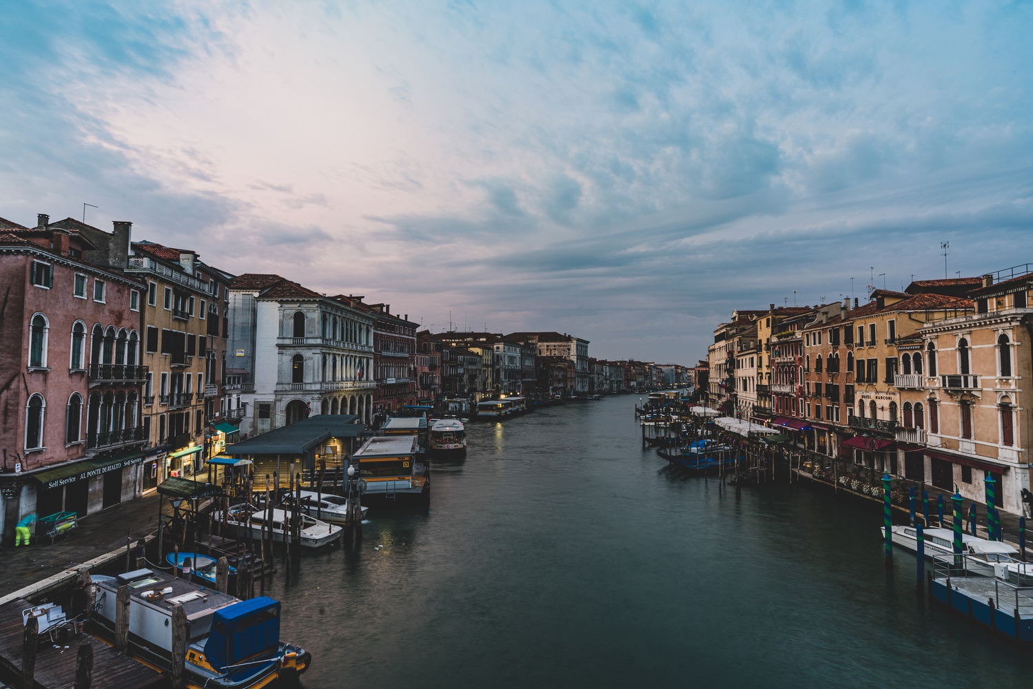 Venice, Italy by Ryan Fulkerson