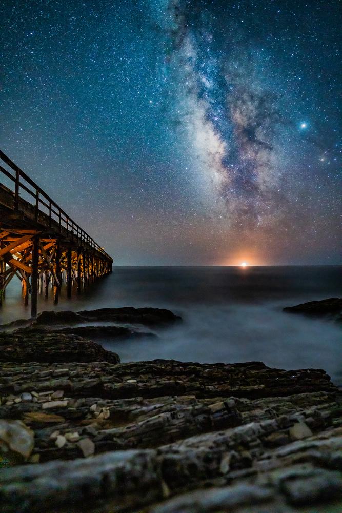 Gaviota State Park, near Santa Barbara, California by Ryan Fulkerson
