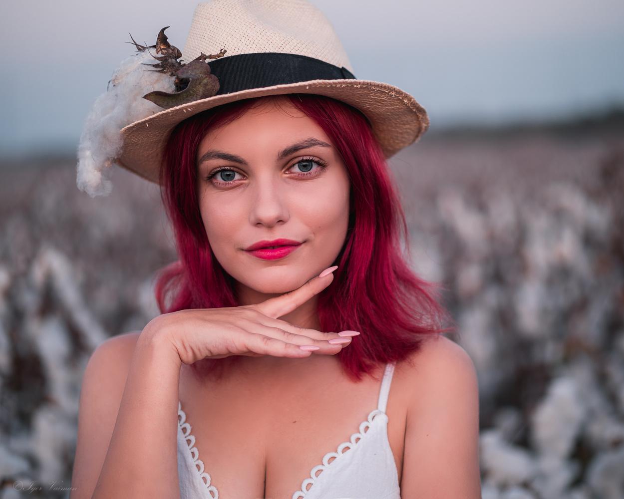 Cotton blossom 4 by Igor Vaiman