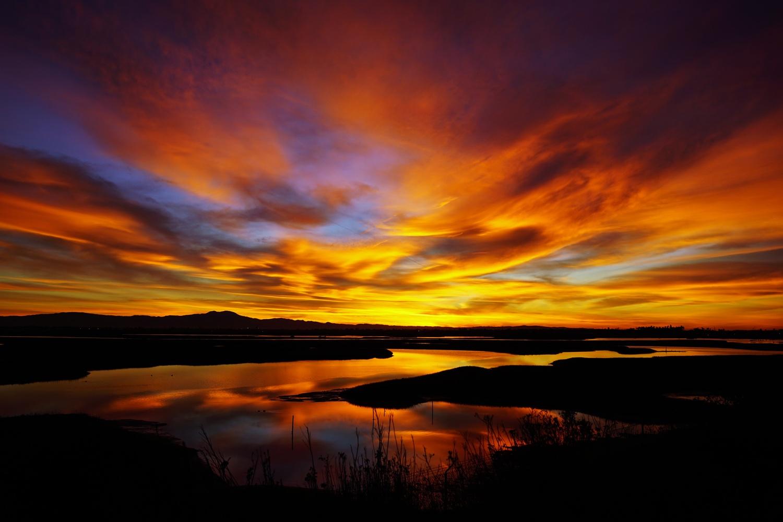 Sunrise by Josh Tomsha