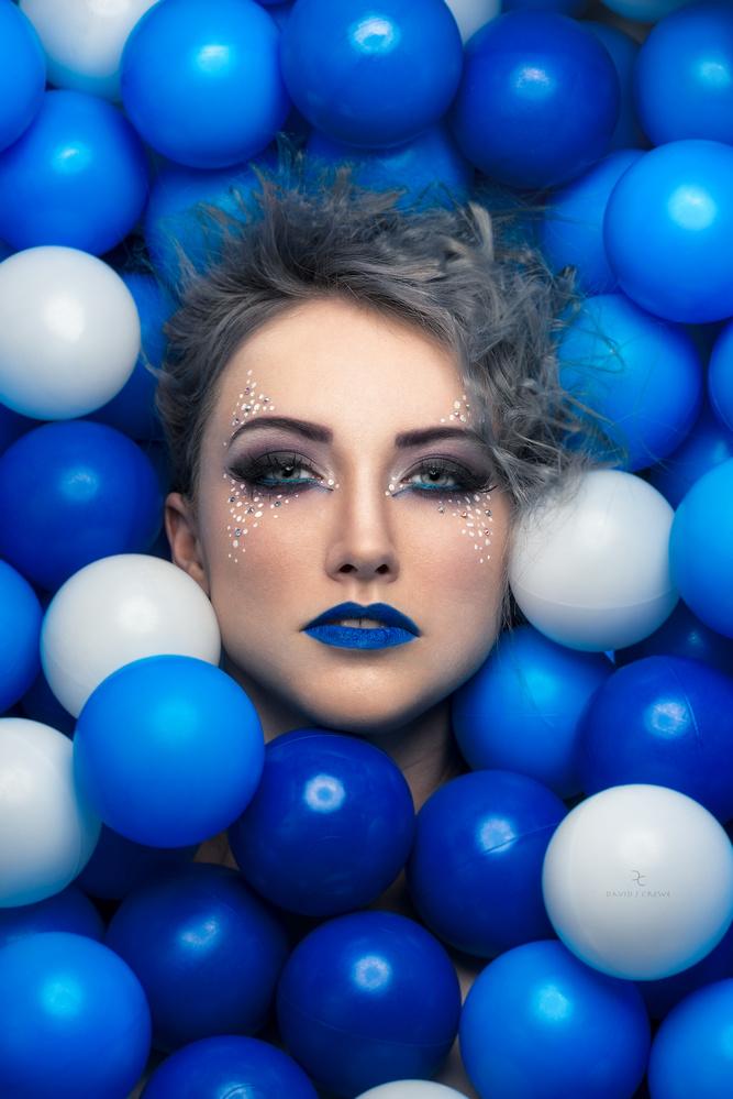Blue Belle by David J. Crewe