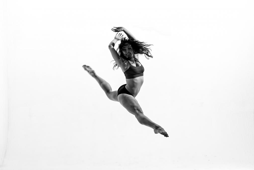 Leap by David J. Crewe